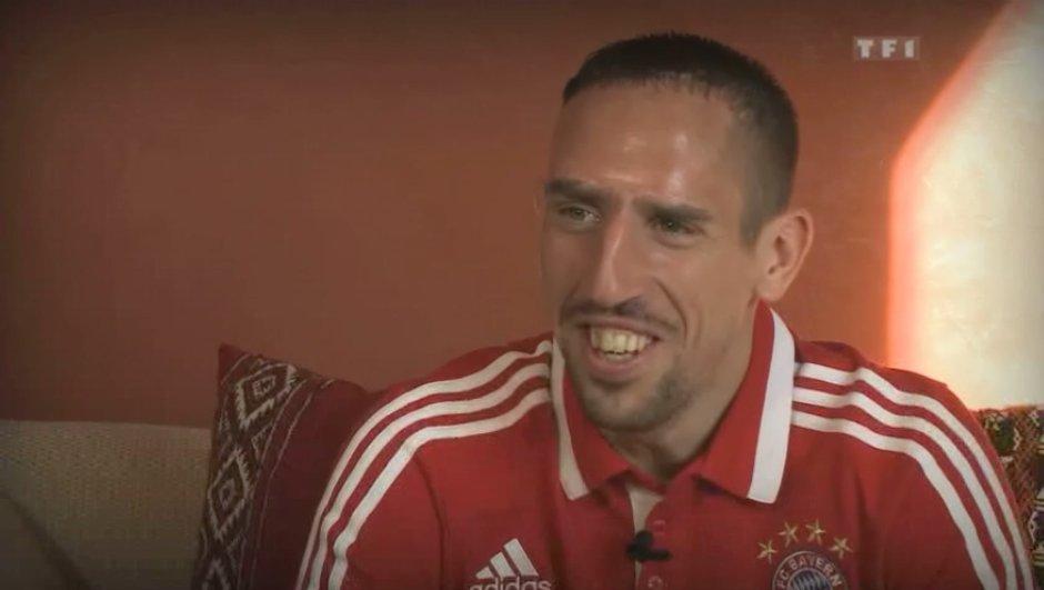 Bayern Munich : 2013, l'année de Ribéry