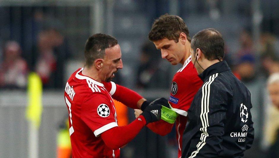 """Ligue des champions - Bayern Munich / PSG (3-1) - Müller : """"J'ai eu la sensation au Parc que l'arbitre protégeait les joueurs du PSG"""" (VIDEO)"""
