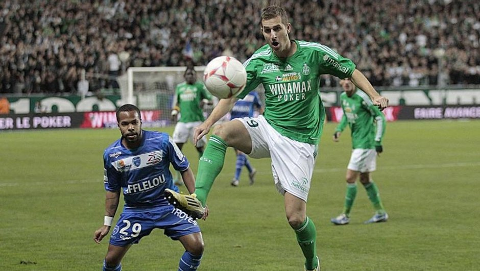 "ASSE - Clerc : "" Etre performants face à nos concurrents directs """