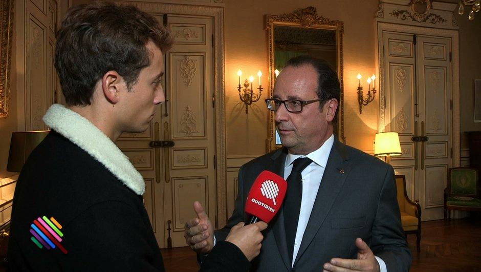François Hollande hésite à recevoir Vladimir Poutine lors de sa venue à Paris