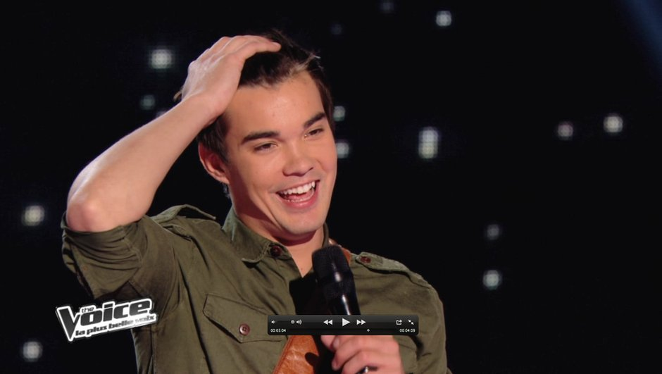 "The Voice 3 : ""Impossible"" devient possible pour François Lachance (REPLAY)"