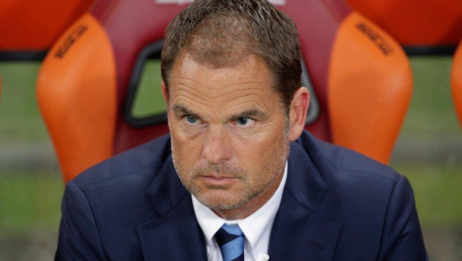 De Boer, limogé par l'Inter Milan, devrait être remplacé par Pioli