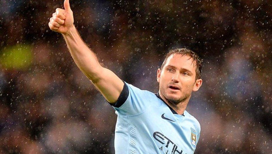 Mercato - Manchester City : Frank Lampard restera jusqu'à la fin de la saison