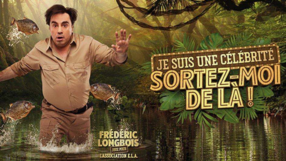 """Frédéric Longbois joue pour l'association """"ELA"""""""