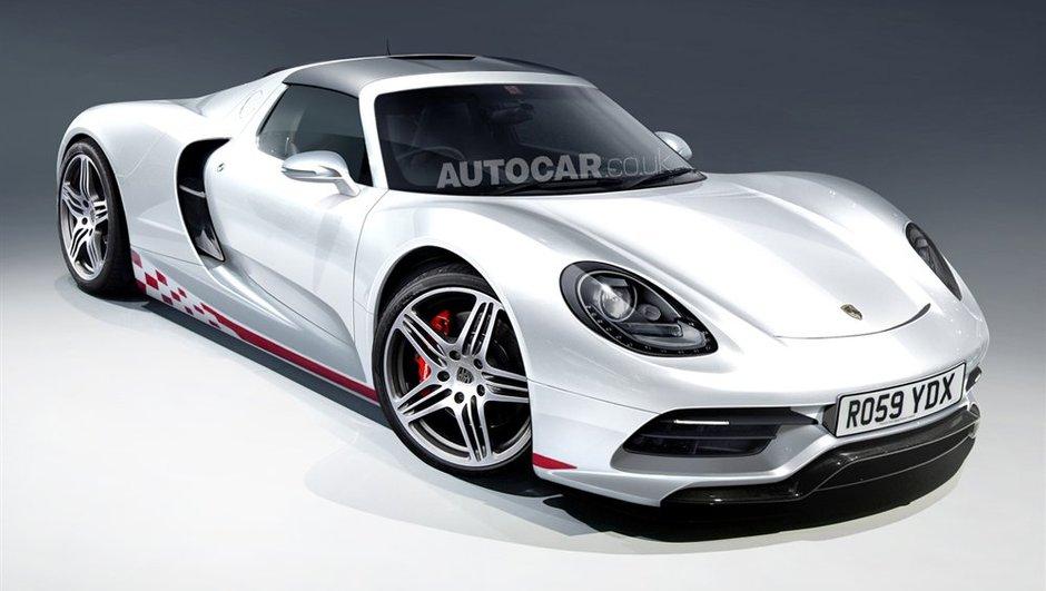 Une future Porsche pour rivale à la Ferrari 458 Italia ?