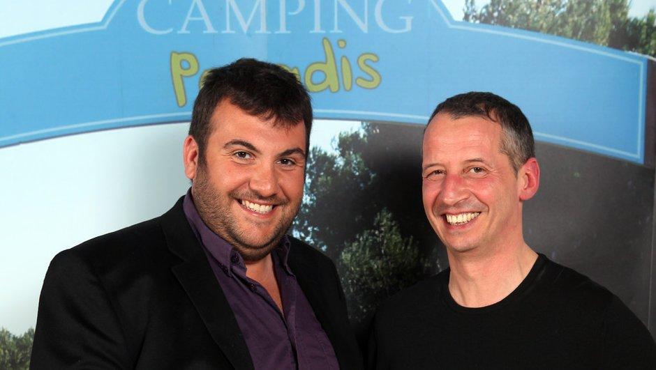 Camping Paradis a trouvé son nouveau comédien !