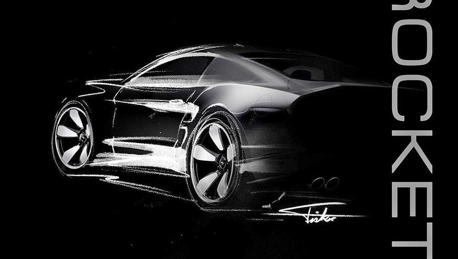 Galpin Auto Sports Rocket : du muscle au Salon de Los Angeles