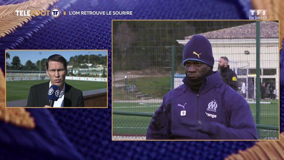 """[EXCLU Téléfoot 17/02] - Garcia : """"Balotelli prend une partie de la pression, je pense qu'il s'épanouit à l'OM"""""""