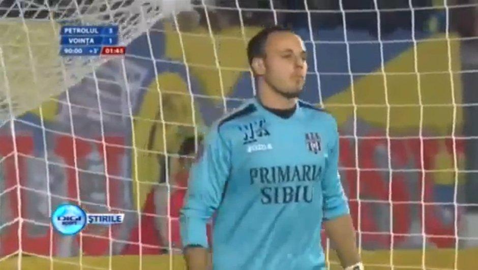 Insolite : le gardien refuse d'arrêter un penalty ! (vidéo)