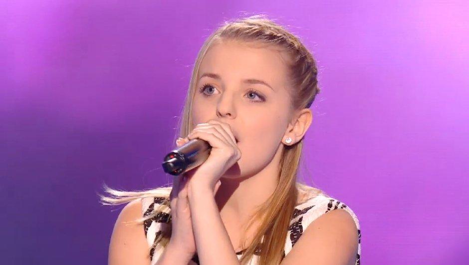 Ilona tente sa chance sur la plateau de The Voice !