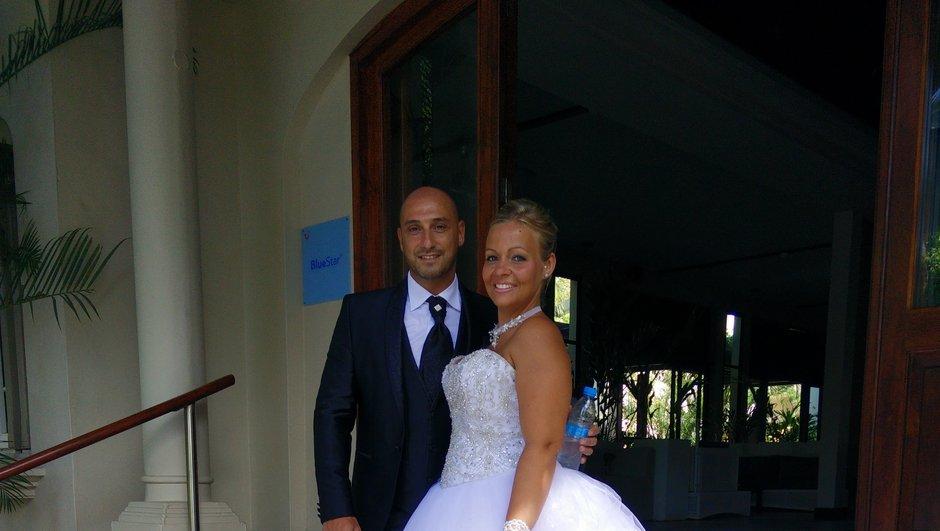 Que sont-elles devenues : lune de miel romantique à l'Île Maurice pour Gena et Giuseppe !