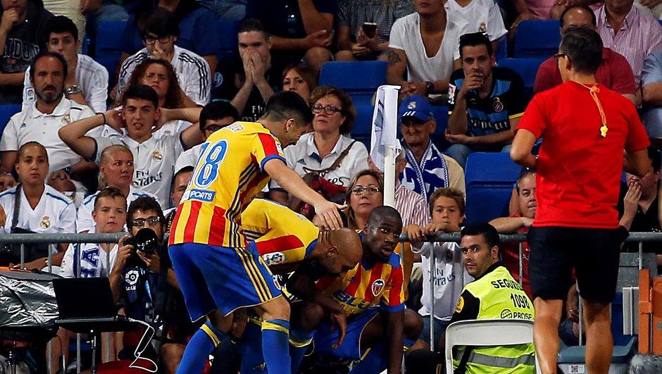Liga : Quand Geoffrey Kondogbia se moque de Cristiano Ronaldo