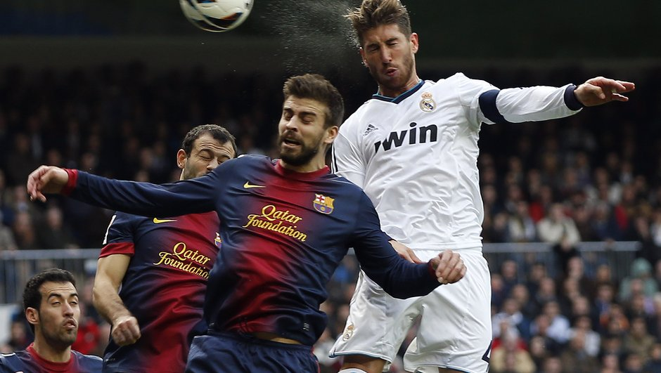 Real Madrid - Sergio Ramos demande à Piqué du respect