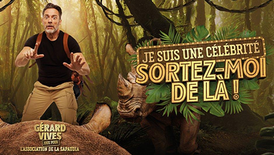 """Gérard Vives joue pour l'association """"La Sapaudia"""""""