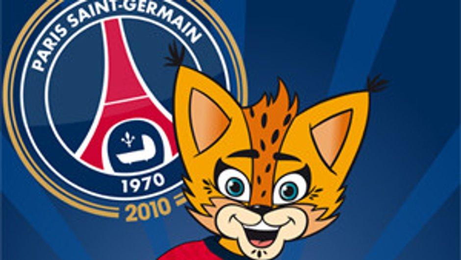 Insolite : Le PSG a désormais une mascotte, Germain !