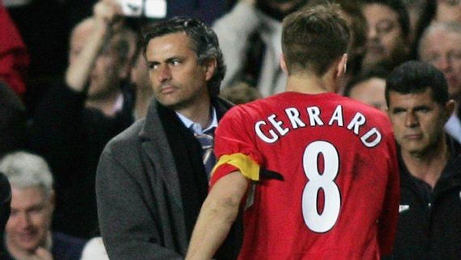 Mourinho veut Gerrard, Lampard et Cole à Madrid