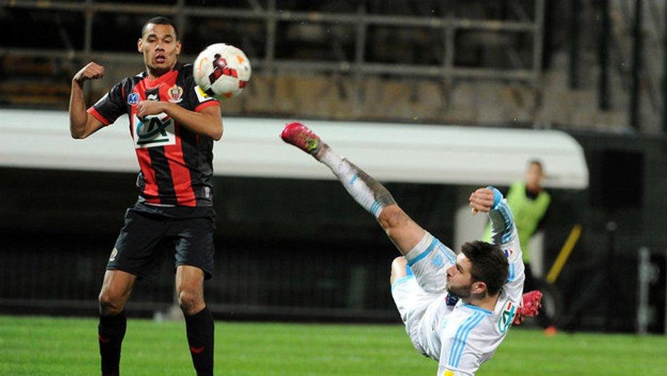 VIDEO Marseille-Nice : revivez tous les buts de ce match incroyable