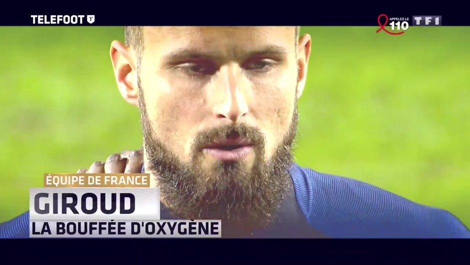 """[Exclu Téléfoot 26/03] - Giroud : """"Les débats autour de moi ? Il y en aura jusqu'à la fin de ma carrière"""""""
