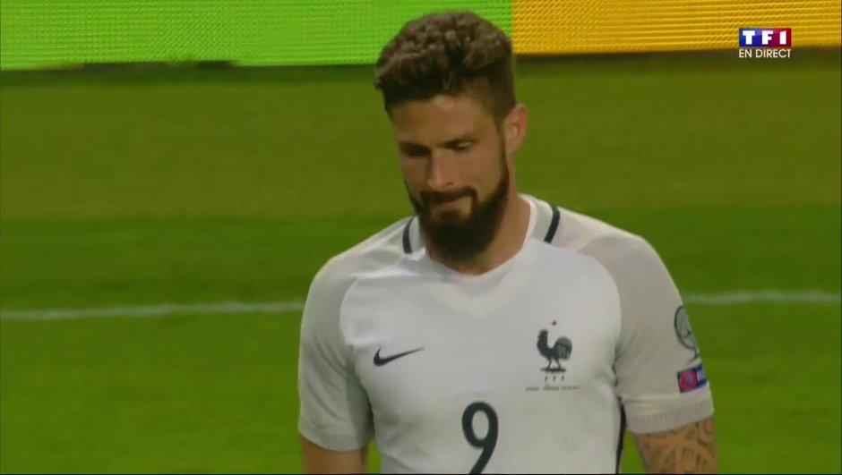 France-Biélorussie : les Bleus reviennent au 4-4-2 avec le duo Giroud-Griezmann