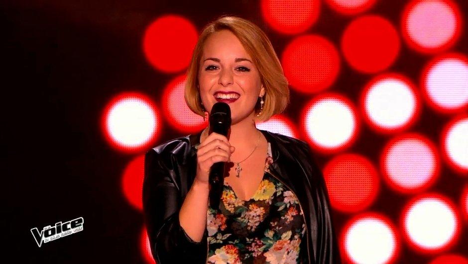The Voice 4 - Florent Pagny finit la soirée avec l'Italienne Giuliana Danzé (vidéo)