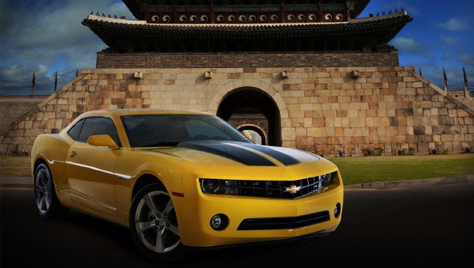 GM va lancer la marque Chevrolet en Corée