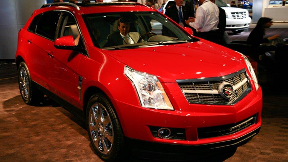 GM souhaite augmenter de 50% ses ventes au Japon d'ici 2011