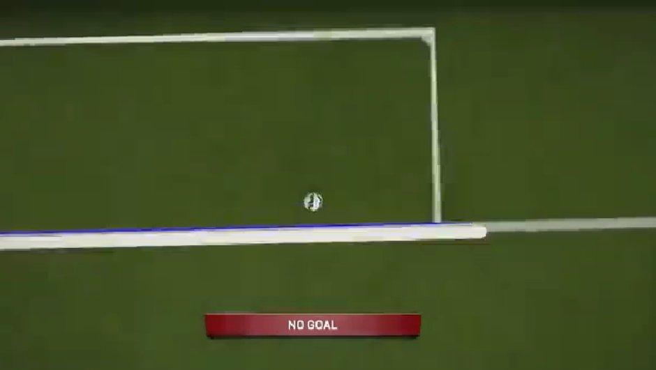 VIDEO Fifa 15 : Quand la goal line technology se trompe dans le jeu