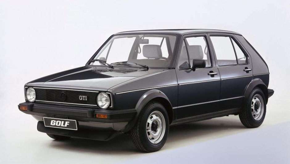 La Volkswagen Golf GTI fête ses 40 ans !
