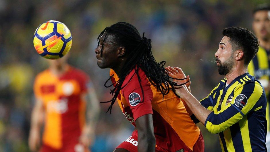 Le Fenerbahçe et Galatasaray se quittent encore bons amis