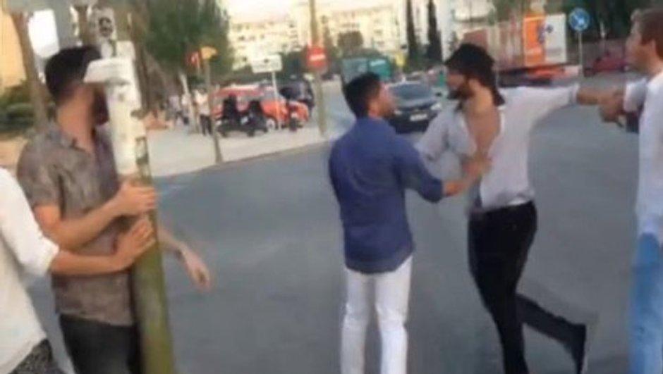 Vidéo insolite : Gonzalo Higuain à deux doigts de se battre à la sortie d'une discothèque