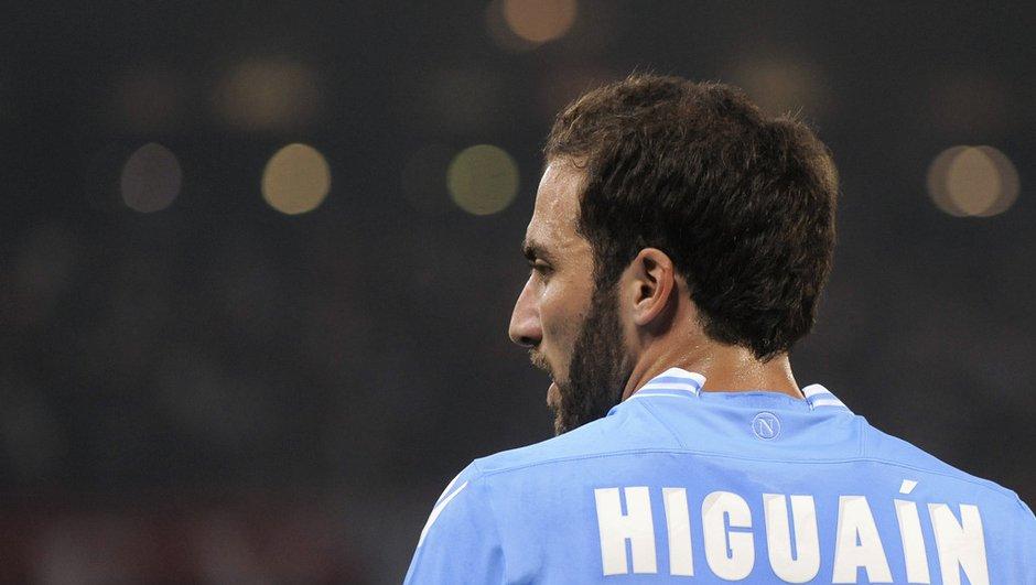 Naples s'incline face à la Juventus Turin et peut sans doute dire adieu au podium