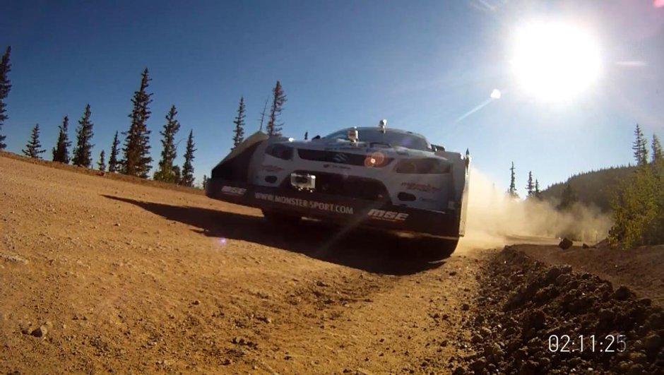 Vidéo : Tajima à Pikes Peak 2011, le final cut !