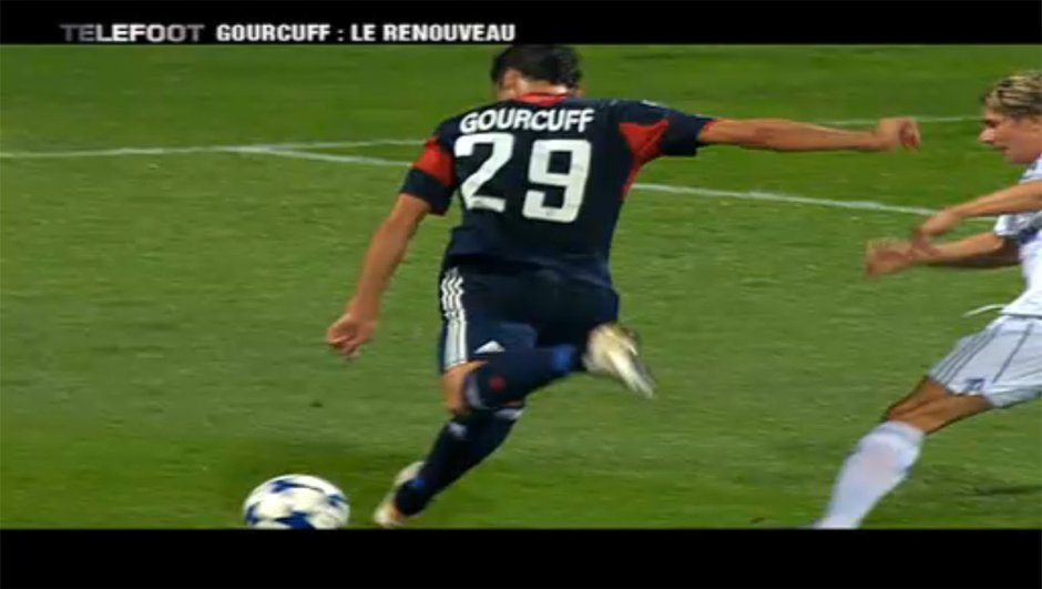 Yoann Gourcuff de retour pour Marseille - OL ?
