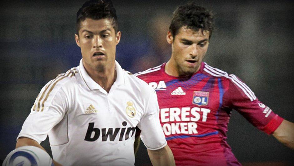 Lyon - Real Madrid : revanche de prestige