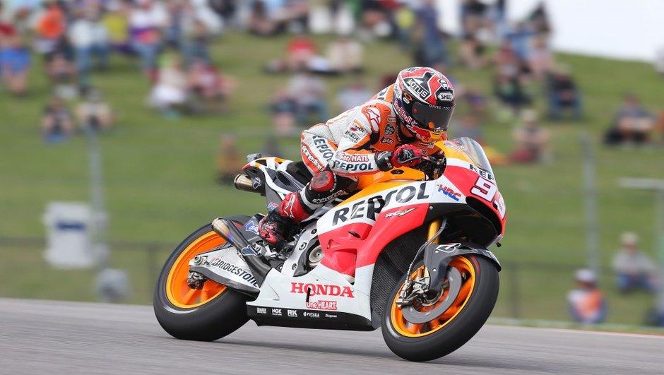 MotoGP 2014 - Austin : Marquez, roi des Amériques