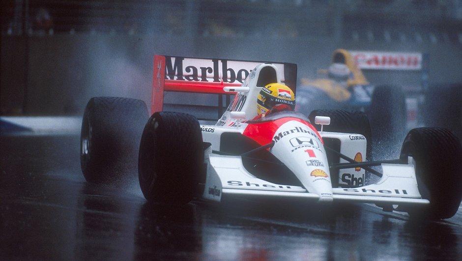 3 novembre 1991 : le Grand Prix le plus court de l'histoire de la F1 !