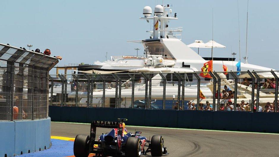 F1 : les nouveaux moteurs V6 pour 2014