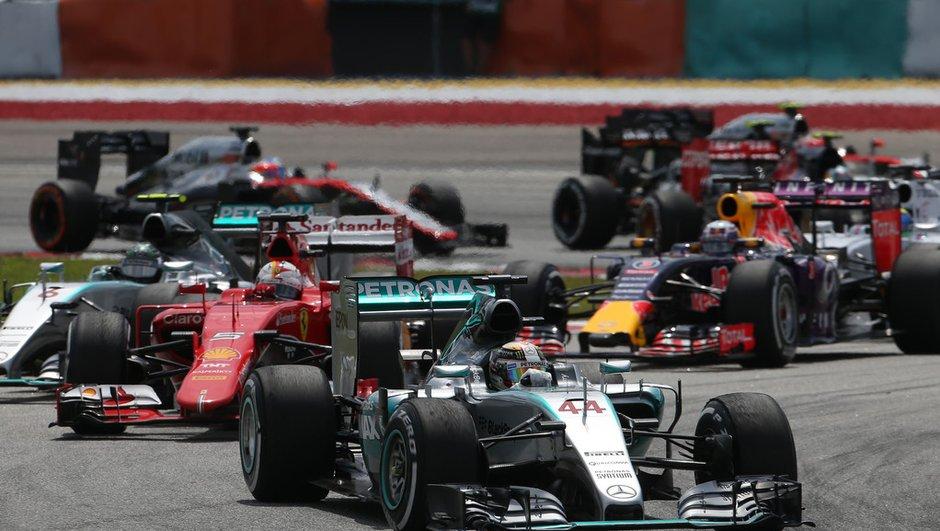 F1 2016 : le calendrier provisoire dévoilé