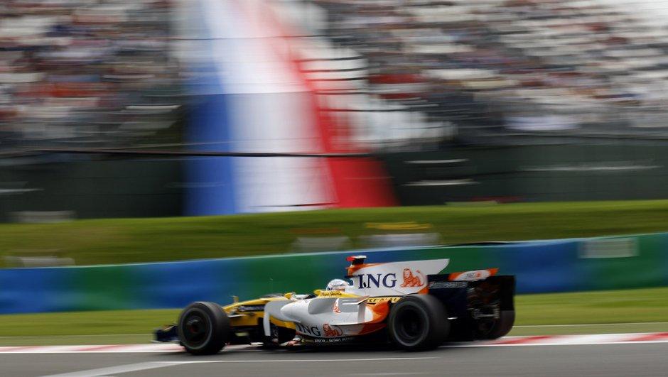 F1 : Il n'y aura pas de GP de France en 2015