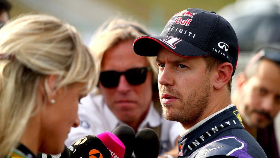"F1 2015 - Sebastian Vettel : ""Entamer un nouveau projet"""