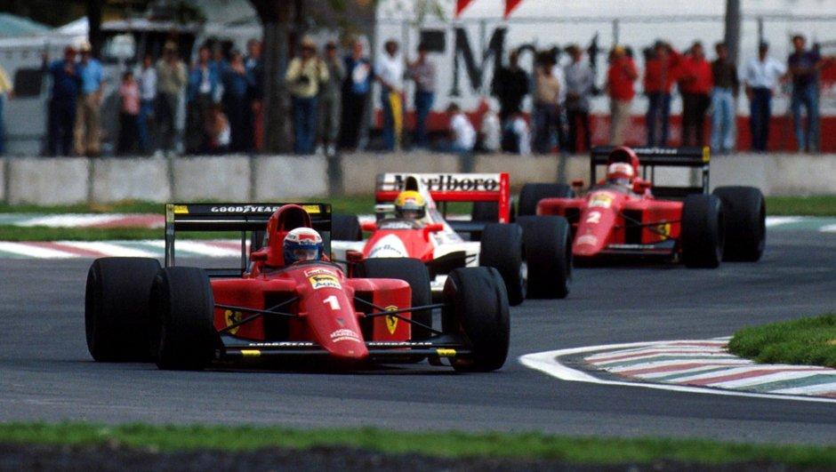 F1 – Mexique 1990 : La plus belle victoire d'Alain Prost