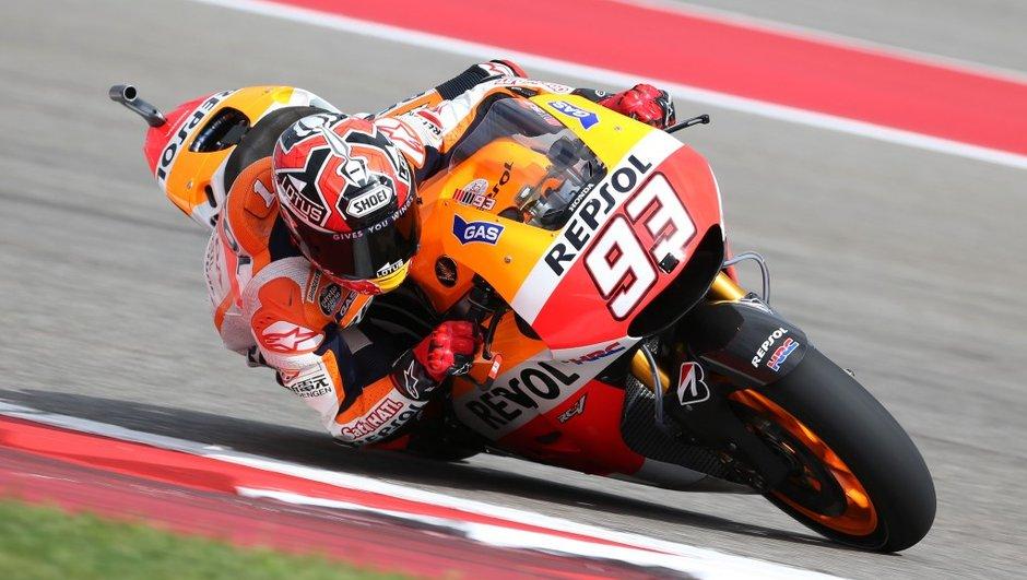 Moto GP 2014 - Essais 3 Austin : Marquez encore devant