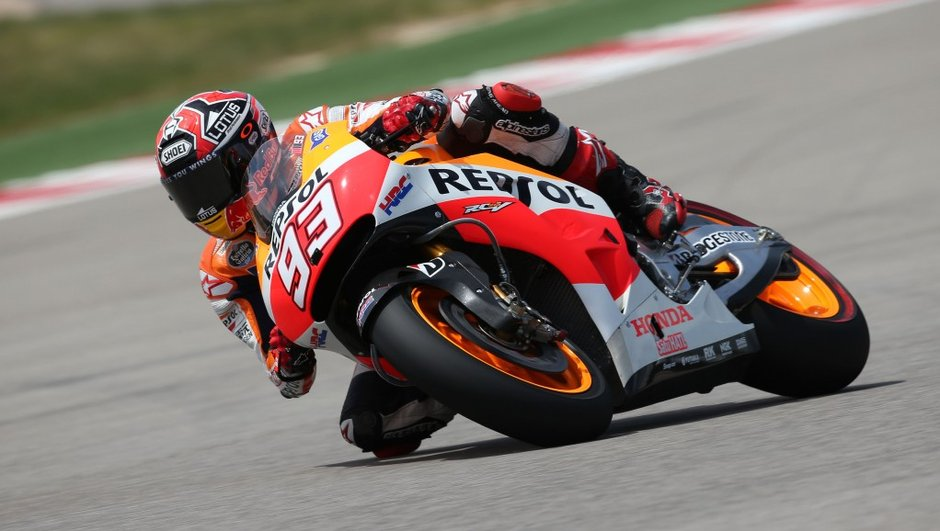 MotoGP 2014 - Austin : Marc Marquez signe une pole record