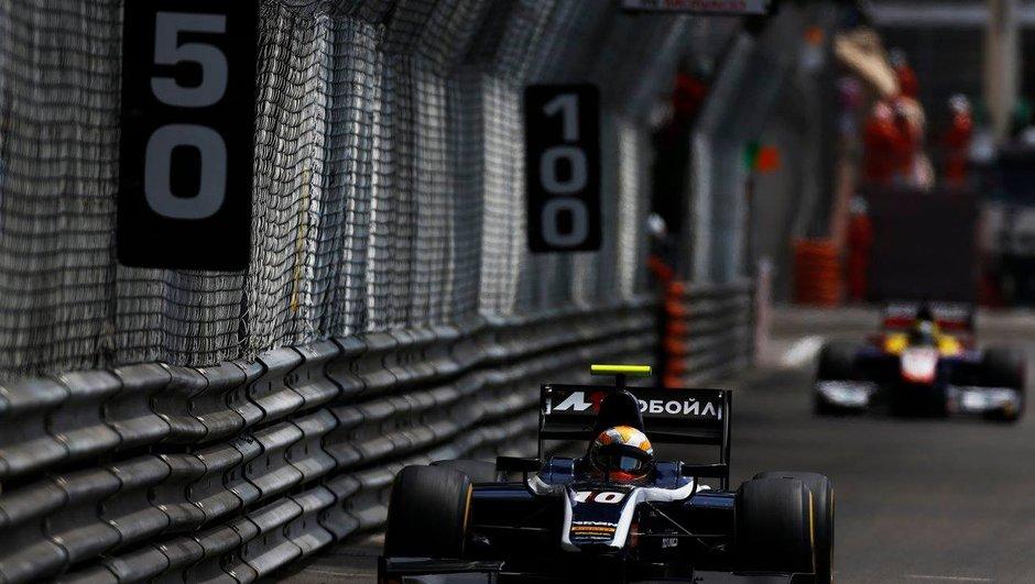 GP2 Monaco 2016 : Markelov et Matsushita vainqueurs, Nato leader du championnat