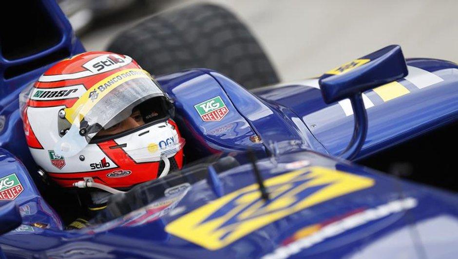 GP2 - Autriche 2014 : Nasr remporte le premier round