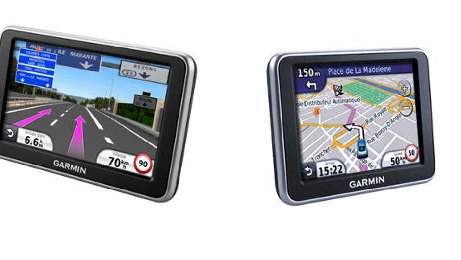GPS Garmin nüvi : nouveaux 2240, 2340 et 2360
