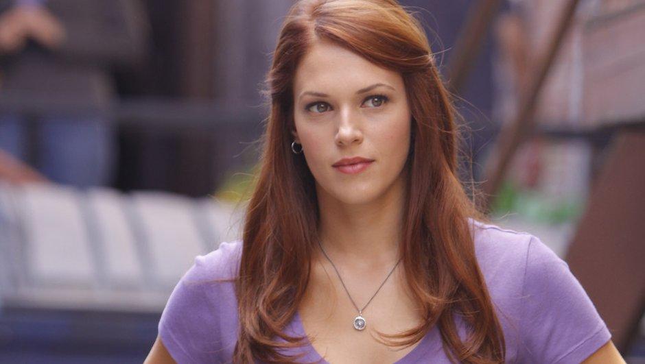 Mentalist - Saison 5 : lumière sur Amanda Righetti (Grace Van Pelt)