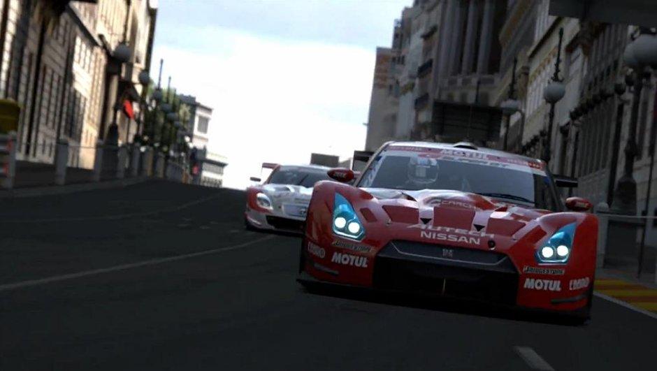 Gran Turismo 5 : sortie officielle le 2 novembre 2010...aux Etats-Unis