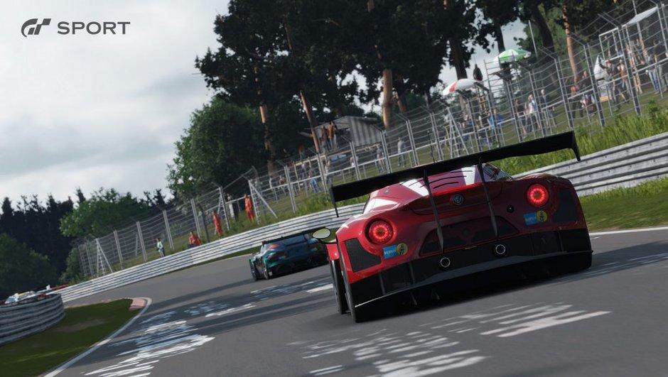 Gran Turismo Sport : la référence du jeu de simulation est de retour !