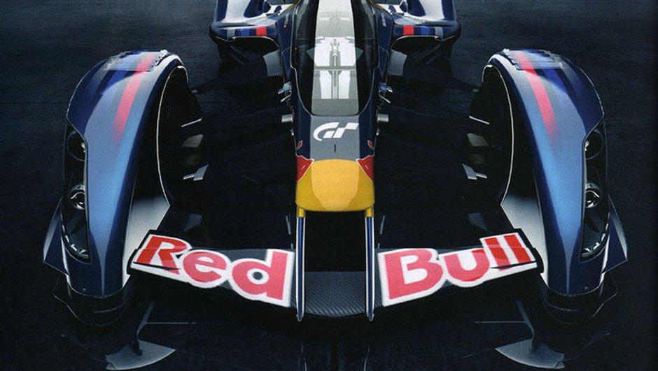 Découvrez le monstre de Red Bull pour Gran Turismo 5 !
